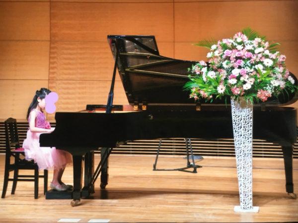 ピアノ発表会感想