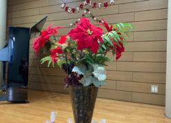 クリスマスピアノ発表会