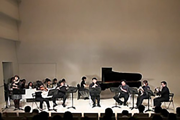 ピアノ発表会 千葉市美浜文化センター