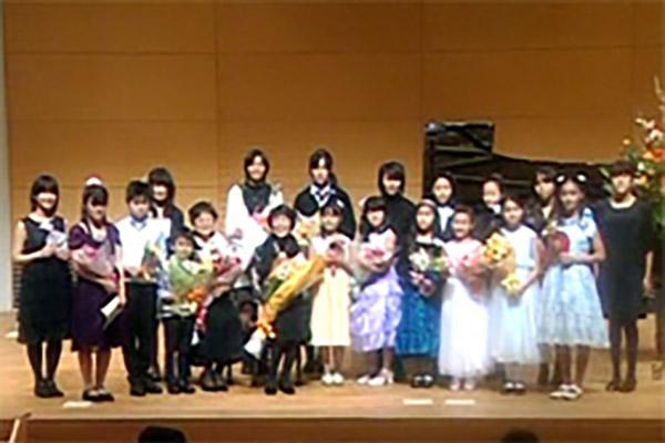 ピアノ発表会 千葉市生涯学習センター